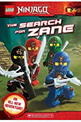 The Search for Zane (LEGO Ninjago: Chapter Book): 7 Paperback