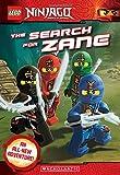 The Search for Zane (Lego Ninjago: Chapter Book), Volume 7 (Lego Ninjago: Masters of Spinjitzu)