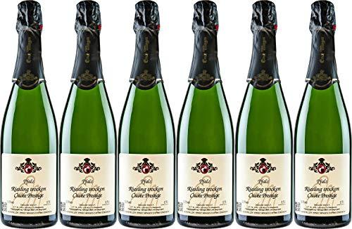 Wein- und Sektgut Ernst Minges Riesling Cuvée Prestige Trocken (6 x 0.75 l)