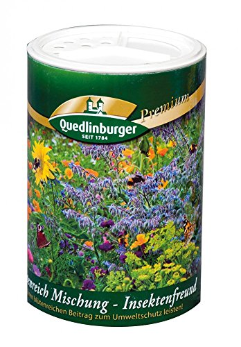 Piège à insectes riche en fleurs, 1 portion.