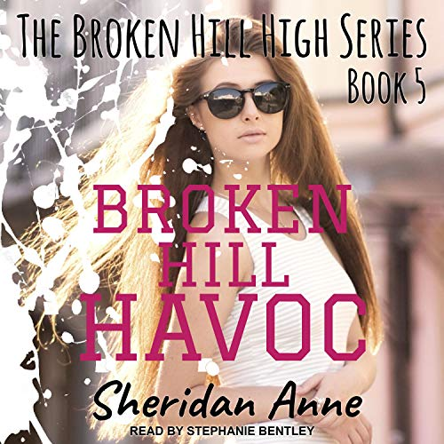 Broken Hill Havoc cover art