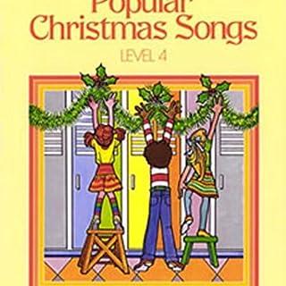 Popular Christmas Songs Level 4