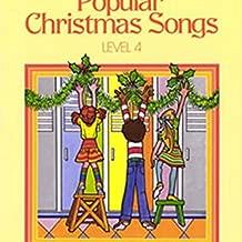 WP224 - Popular Christmas Songs Level 4 - Bastien