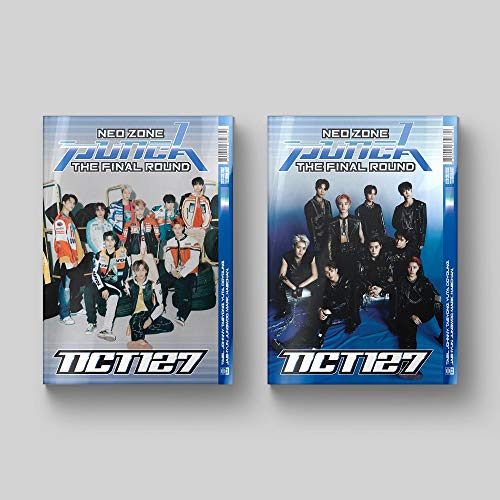 NCT 127 - NCT #127 Neo Zone: The Final Round (Vol.2 Repackage) Album+Extra Photocards Set (1st Player+2nd Player ver. SET)