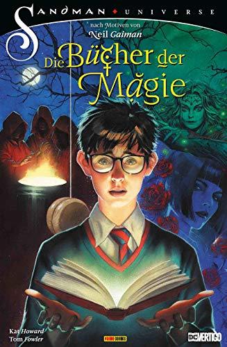 Die Bücher der Magie: Bd. 1