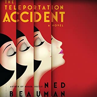 The Teleportation Accident audiobook cover art