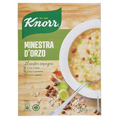 Knorr Minestra d'Orzo - 105 g