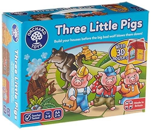 Orchard Toys - Juego de Mesa de los Tres...