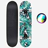 32 Zoll Professionelle Skateboard Ahorn Komplette Skateboard...