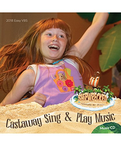 VBS-Shipwrecked-Castaway Sing & Play Music CD (Dec) (Original Version)