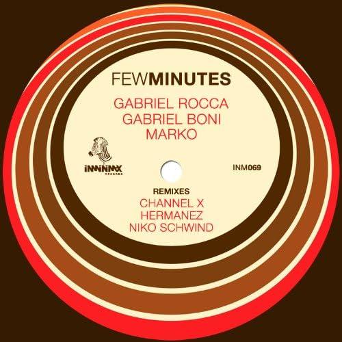 Gabriel Boni, Channel X, Hermanez & Niko Schwind
