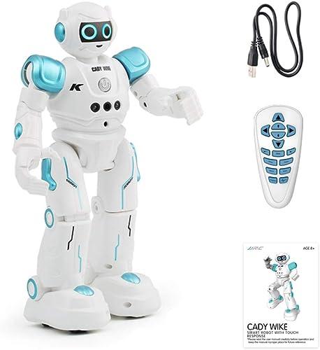 precios ultra bajos SLONG SLONG SLONG Puzzle Control Remoto Smart Touch Gesto Robot de inducción Cantando y Bailando Juguetes Inteligentes para Niños  Ahorre hasta un 70% de descuento.
