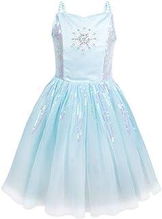 Disney Frozen Leotard Dress for Girls