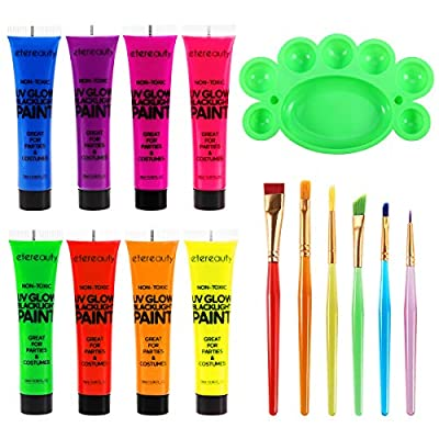 Body Paint Set of