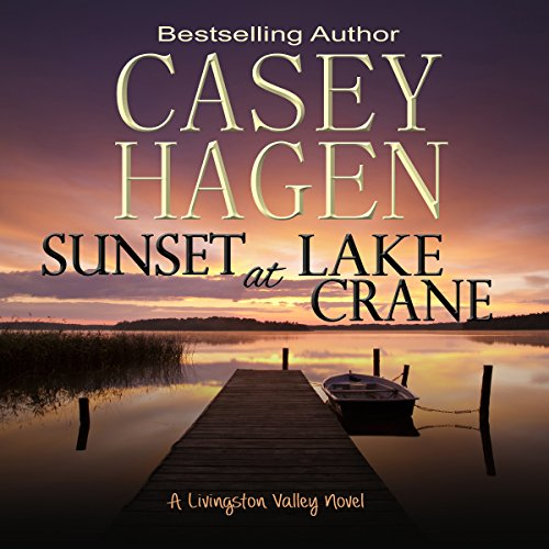 Sunset at Lake Crane audiobook cover art