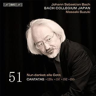Bach: Cantatas Vol. 51 (120a, 157, 192, 195) (2012-09-25)