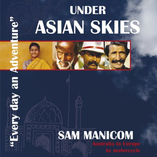Couverture de Under Asian Skies