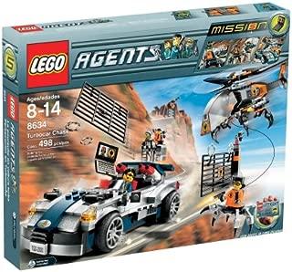 LEGO Agents Turbo-Car Chase