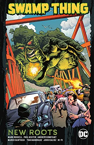 Swamp Thing: New Roots Vol. 1 (English Edition)