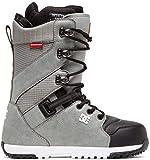 DC Mutiny Snowboard Boots Mens Sz 10.5 Grey