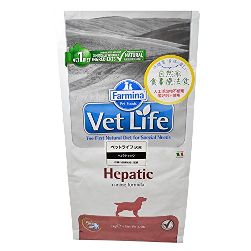 Farmina - Vet Life Hepatic 2 kg. - Cane