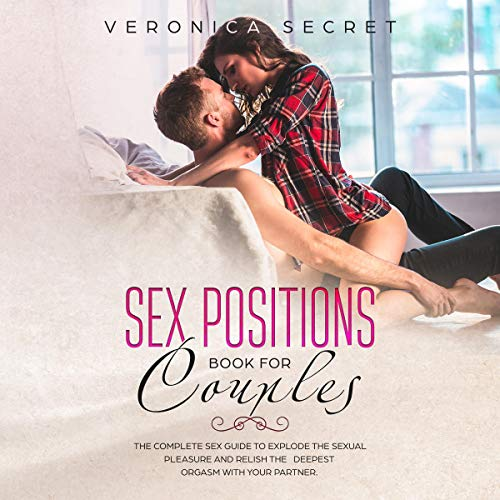 Sex Positions Book for Couples cover art