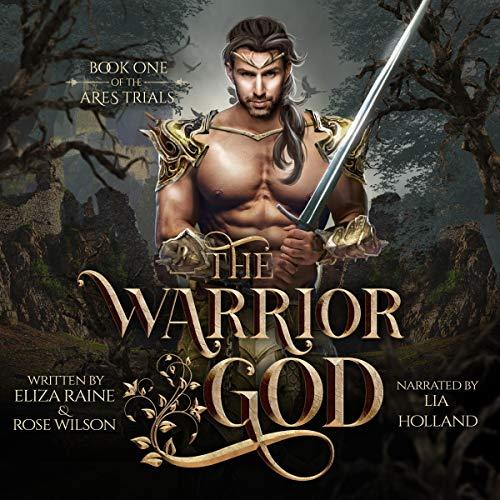 The Warrior God: A Fated Mates Fantasy Romance cover art