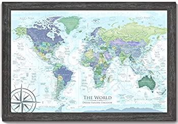 Best world maps geographical Reviews