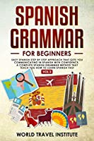 Spanish grammar for beginners Vol.3