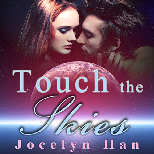 Touch the Skies audiobook cover art