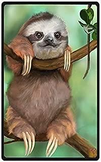 Best sloth fleece blanket Reviews