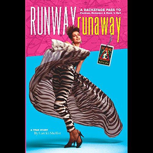 Runway RunAway audiobook cover art