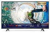 iFFALCON 55K610 LED Fernseher 55 Zoll (139cm) Smart TV (4K Ultra HD, MEMC, Dolby Vision, Android TV, inklusive Sprachfernbedienung, Prime Video, Google Assistant & Alexa)