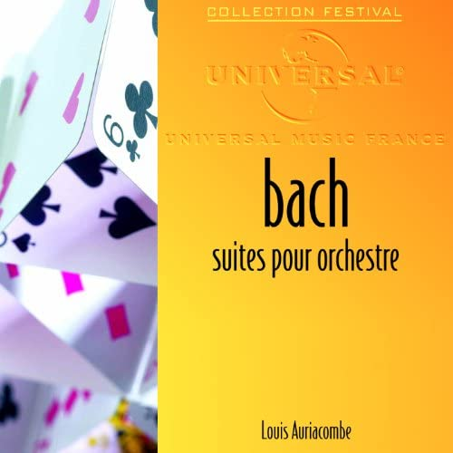 Orchestre De Chambre De Toulouse & Louis Auriacombe