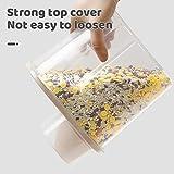 Zoom IMG-2 contenitori per cereali plastica zoneyan