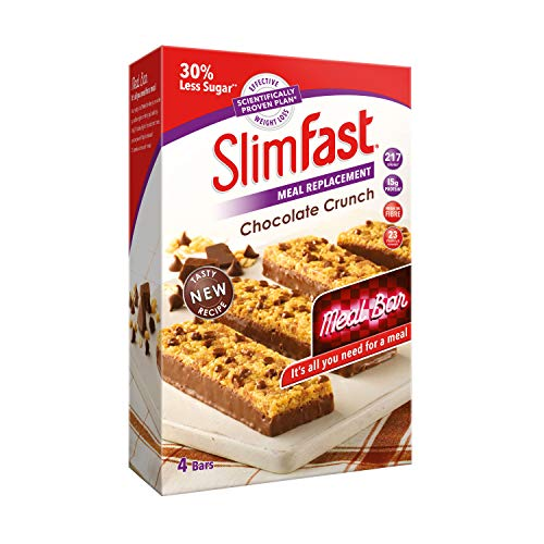 SlimFast Chocolate Crunch Meal Bars
