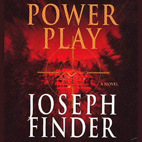 Power Play audiobook cover art