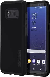 Incipio DualPro Case for Samsung Galaxy S8 - Black/Black