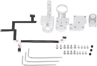Dilwe Gimbal Repair Kit, Replacement Parts Yaw + Roll Arm + Ribbon Cable Kit+ Screw Gimbal Repair for DJI Phantom