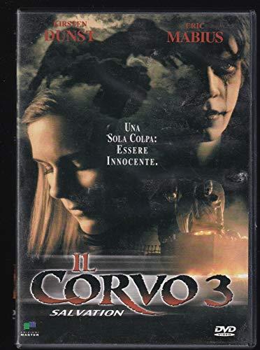 PLTS Il Corvo 3 DVD Editoriale Ed.master