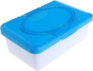 WT-DDJJK Uchwyt na chusteczki, suchy mokry papier chusteczek chusteczek dla niemowląt pudełko do przechowywania chusteczek...