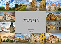 Torgau Impressionen (Wandkalender 2022 DIN A4 quer): Torgau, grosse Kreisstadt an der Elbe (Monatskalender, 14 Seiten )