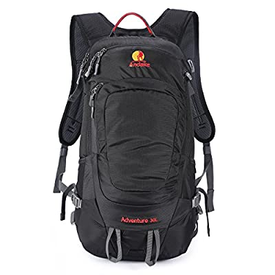 Andake Backpack, Ultralight & Durable 30L Daypack with Rain Cover Suit as Hiking Backpack & Laptop Backpack, Best for Daily Life, Outdoor Camping, Hiking and Travelling