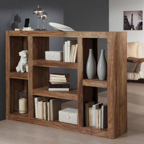 YOGA 6426 Raumteiler, Holz, 30 x 135 x 100 cm, natur