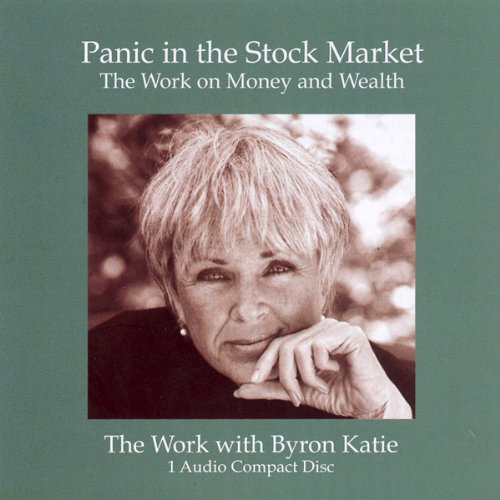 Panic in the Stock Market audiobook cover art