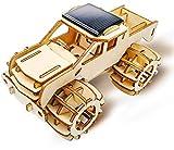 SHONCO Maquetas Madera, Puzzle 3D Madera, Car Madera Maquetas para Construir, Autoensamblaje Construcción mecánica Artesanía para niños, Adolescentes y Adultos