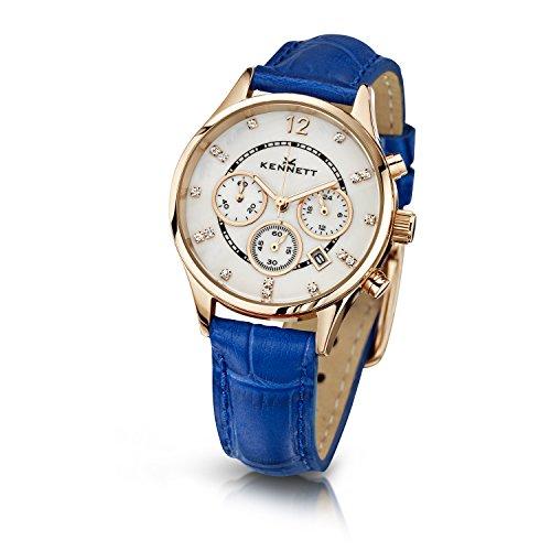 Kennett LWSAVWHGOLBL Reloj de Damas