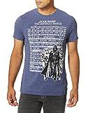 Star Wars Young Men's Darth Vader March Sheet Short Sleeve T-Shirt Shirt,...