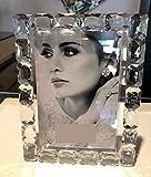 MAZZOLA LUCE Ciotola in Vetro Cristallo da Tavolo Trasparente centrotavola Alta qualit/à Idea Regalo
