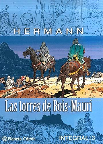 Las torres de Bois-Mauri nº 03 (BD - Autores Europeos)